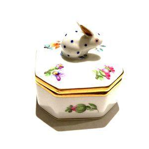 Herend Printemps Petit Octagonal Box